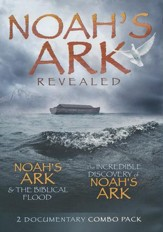 Noah's Ark Revealed: 2-Documentary Combo Pack, DVD