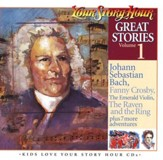 Great Stories Volume #1 - Audiobook on CD