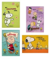 Birthday, Peanuts Cards, Box of 12