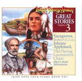 Great Stories Volume #3 - Audiobook on CD