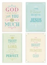 Encourage, Clear Message Cards, Box of 12