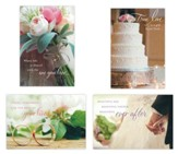 Wedding, Photos Cards, Box of 12