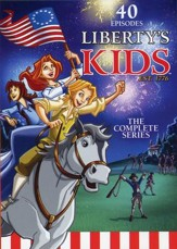 Liberty's Kids: The Complete Series, 4-DVD Set
