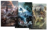 Chiveis Trilogy, 3 Volumes