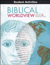 BJU Press Biblical Worldview Student  Activity Manual (ESV Version)