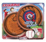 Stikball and Catcher's Mitt