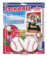Stikball with Strike Zone Target