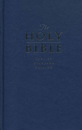 ESV Value Pew Bible (Blue)