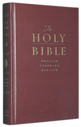 ESV Value Pew Bible (Burgundy)