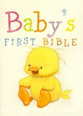 NKJV Baby's First Bible - Slightly Imperfect