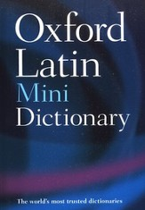 Oxford Latin Mini Dictionary, Second Edition