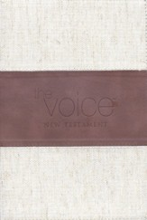 The Voice New Testament, Cloth