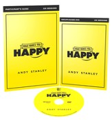 What Makes You Happy, DVD & Particpant Guide