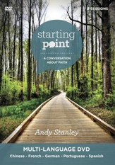 Starting Point: A Conversation About Faith, Multi-Language DVD