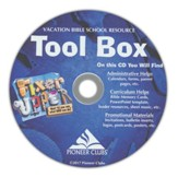 Fixer-Upper VBS: Resource CD
