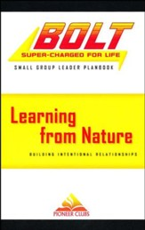 BOLT Learning from Nature: Small Group Planbook