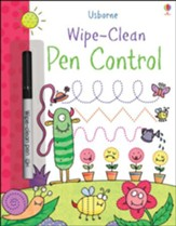 Usborne Wipe-Clean: Pen Control