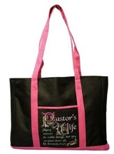 Pastor's Wife Tote
