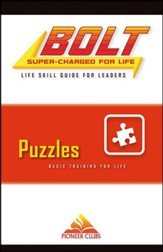 BOLT Puzzles Life Skill Training: Leader Guide