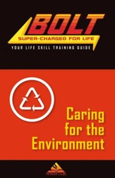 BOLT Caring for the Environment Life Skill Training: Guide for Kids, 5 pack