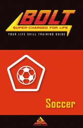 BOLT Soccer Life Skill Training: Guide for Kids, 5 pack