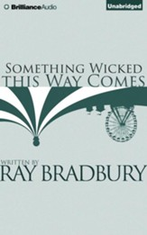 Something Wicked This Way Comes - unabridged audiobook on CD