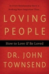 Loving People: How to Love and Be Loved - eBook