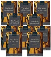 The Word of the Lord 10-Pack: Seeing Jesus in the Prophets