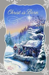 Christ Is Born Cards, Box of 18