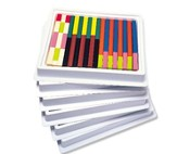 Cuisenaire ® Rods Multi-Pack, Plastic