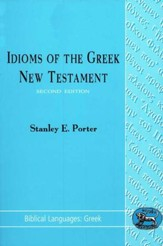 Idioms of the Greek New Testament
