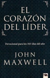 El Corazon del Lider: Devocional para los 365 Dias del Año   (A Leader's Heart: 365-Day Devotional Journal)