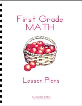 1st Grade Math Lesson Plans (3rd Edition)