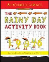 All You Need Is a Pencil: The Rainy Day Activity Book: Games, Doodling, Puzzles, and More!