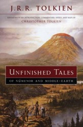 Unfinished Tales of Numenor and Middle-Earth, Paperback