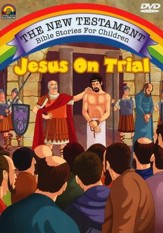 Jesus on Trial, Animated DVD  - Slightly Imperfect