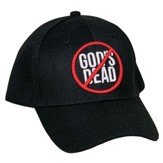 God's Not Dead Cap, Black