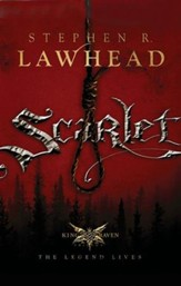 Scarlet, The King Raven Trilogy #2
