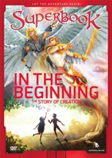 Superbook: In the Beginning, The Story of Creation, DVD
