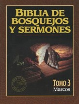Biblia de Bosquejos y Sermones: Marcos  (The Preacher's Outline & Sermon Bible: Mark)