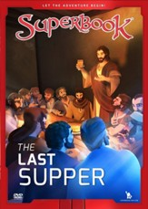 Superbook: The Last Supper, DVD
