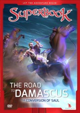 Superbook: The Road to Damascus, DVD