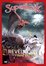 Superbook: Revelation, The Final Battle!, DVD