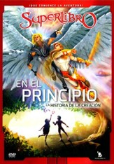 Superlibro: En el principio, La  creacion (Superbook: In the Beginning: Creation), DVD