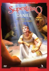 Superlibro: Daniel en el Foso de los Leones  (Superbook: Roar! Daniel and the Lions' Den), DVD