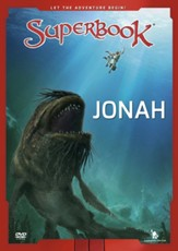 Superbook: Jonah, DVD