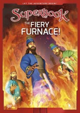 Superbook: The Fiery Furnace! DVD