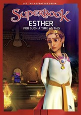Superbook: Esther, For Such a Time As This, DVD