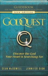 GodQuest Guidebook for Teens