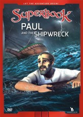 Superbook: Paul and the Shipwreck, DVD